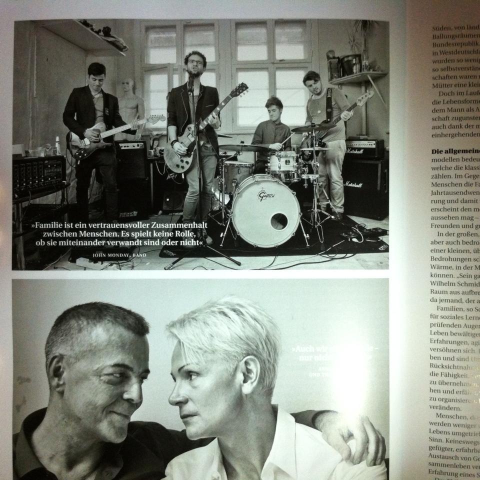 Magazine: Valua Dec 2013 Photo by Jan Riephoff